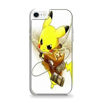 Pikachu Attack On Titan iPhone 6 | iPhone 6S Case