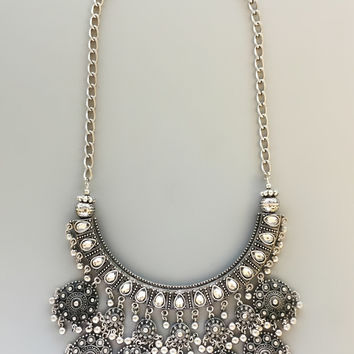 Gypsy Dancer Statement Necklace