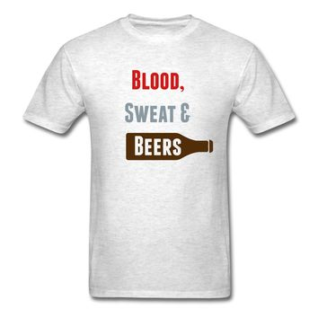 Blood, Sweat & Beers T-Shirt | djbalogh