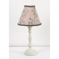 Cotton Tale Nightingale Lamp (Pink)