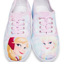 Frozen™ Tennis Shoes | Wet Seal