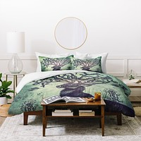 Belle13 Spirit Of The Sea Duvet Cover