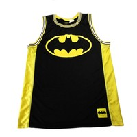 Vintage 90s Batman #1 Basketball Jersey Mens Size Medium