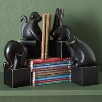 Cast-Metal Animals | west elm