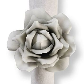 Village Flower Napkin Ring - Set Of 4 | Placesetting2 | Place Setting Inspiration | Collections | Z Gallerie