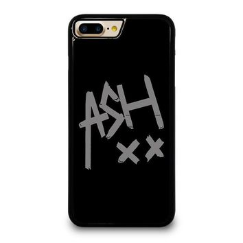 5 SECONDS OF SUMMER ASH 5SOS iPhone 4/4S 5/5S/SE 5C 6/6S 7 8 Plus X Case