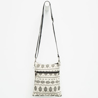 Hamsa Crossbody Bag Ivory One Size For Women 26123616001