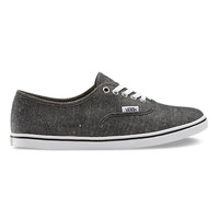 Chambray Authentic Lo Pro | Shop Womens Shoes at Vans
