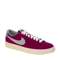 Nike Blazer Low Fuschia Trainers at asos.com