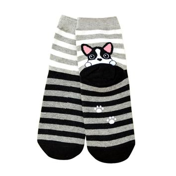 Pet Puppy Dogs Socks Funny Crazy Cool Novelty Cute Fun Funky Colorful