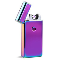 Tinksky Electric Rechargeable Lighter Dual Arc