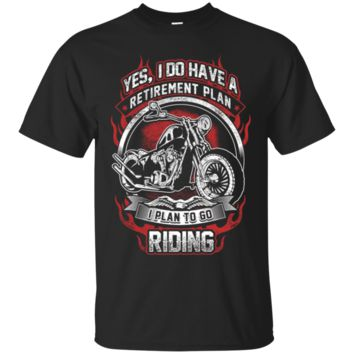 Motorcycle - My retirement plan is to go riding