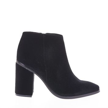 Holly Boot - Black Velvet