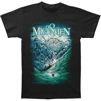 Of Mice & Men Men's  Ice Age T-shirt Black