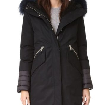 Carolann Parka with Fur