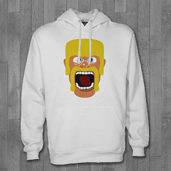the barbarian clash of clans hoodie unisex adults.