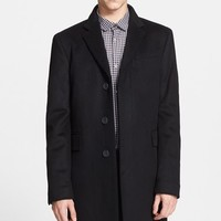 Men's Burberry London 'Brewster' Three Quarter Length Coat
