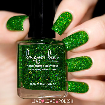 Lacquer Lust Poison Ivy