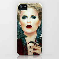 Lips Red as Blood iPhone & iPod Case by 32 and dropping | Society6
