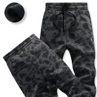 Camouflage Joggers Clothing Cargo Pants
