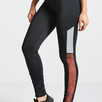 Athletic Contrast Leggings