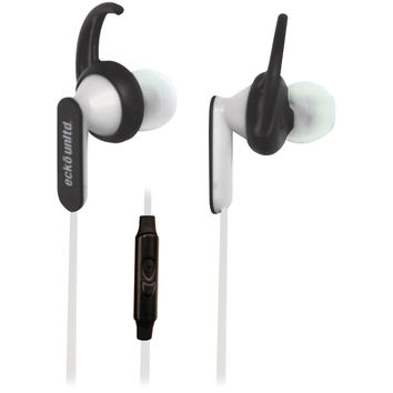 Ecko Unlimited Nytro Sport Earbuds With Microphone (black)