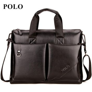 Men messenger bags fashion leather bag men briefcase designer handbags