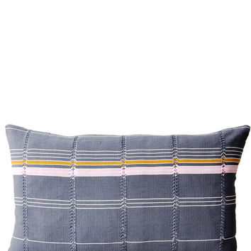 Meringue Stripe Pillow