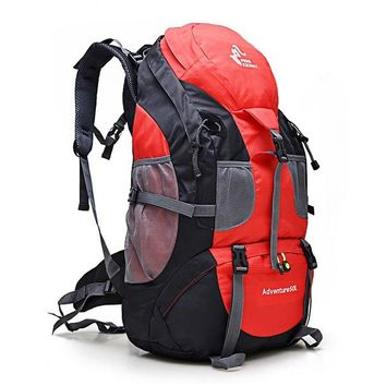 50L Waterproof Hiking Backpacks