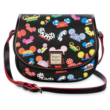 Disney Ear Hat I AM Hallie Crossbody Bag by Dooney & Bourke New with Tags