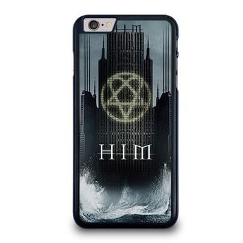 HIM BAND HEARTAGRAM iPhone 6 / 6S Plus Case Cover