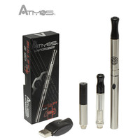 Atmos Bullet-To-Go Plus Kit (Silver)