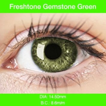 Gemstone Green Colored Contacts