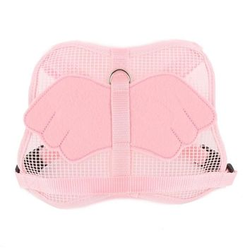 Cat Puppy Lovely Angel Wing Safety Harness