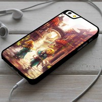 Zidane and Vivi Final Fantasy IX iPhone 4/4s 5 5s 5c 6 6plus 7 Case