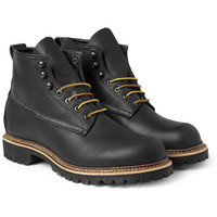 PRODUCT - Red Wing Shoes - Ice Cutter Leather Boots - 383166   MR PORTER