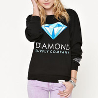 Diamond Supply Co Diamond Clarity Graphic Pullover Fleece at PacSun.com