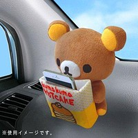 Rilakkuma Cell Phone Holder For Car