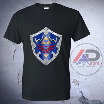 Princes hylian Zelda shield , Princes hylian Zelda shield  tshirt, Princes Zelda shield shirt, Tshirt youth, kids tshirt, and Adult Tshirt