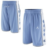 Nike North Carolina Tar Heels (UNC) Replica Basketball Short - Carolina Blue