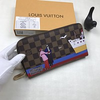 LV Louis Vuitton Women Fashion Shoulder Bag Satchel Crossbody Handbag