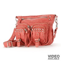 Mudd Gina Studded Crossbody Bag