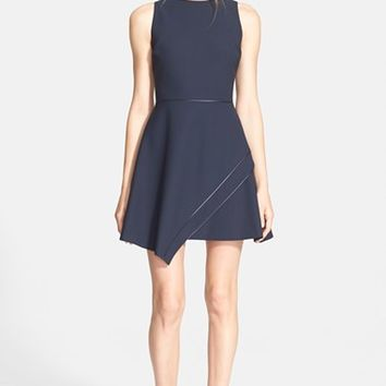 Women's Elizabeth and James 'Ayla' Sleeveless Fit & Flare Dress,