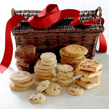 Cookie & Brownie Gift Basket