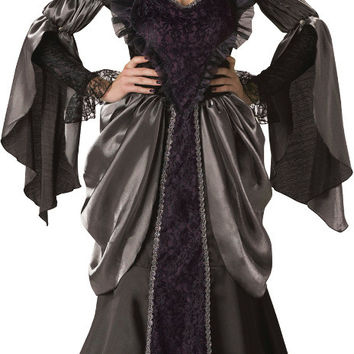 women's costume: wicked queen (ic) | xl