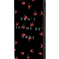 Twenty One Pilots Dont Let Me Be Gone iPhone 5 Case