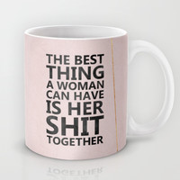 The Best Thing Mug by Elisabeth Fredriksson