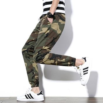Mens CamouflageTrousers
