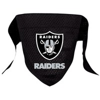 Oakland Raiders NFL Dog Bandana