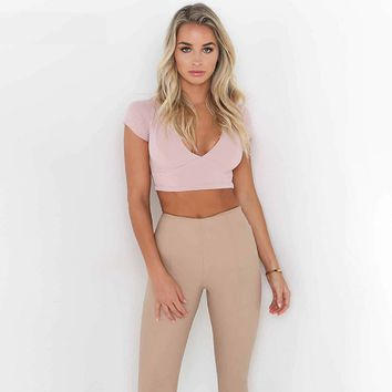 Tie Me Up Crop Top
